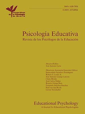 Revista de Psicologia Educativa