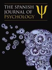 Portada The Spanish Journal of Psychology